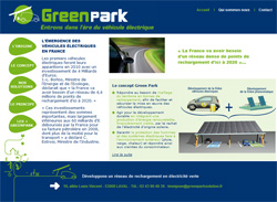greenpark Nouvelle création internet : GreenPark.