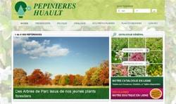 pepinieres Sarthe Mayenne