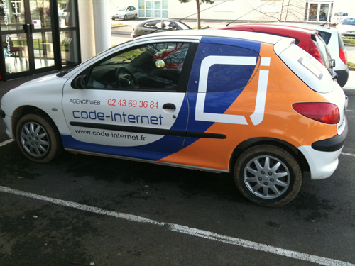 voiture code internet 1