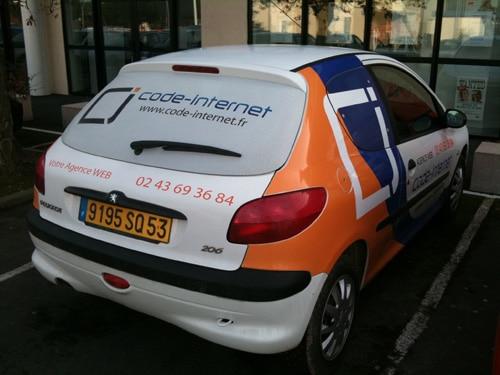 voiture code internet 2