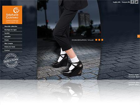Chaussures Stéphane Gontard