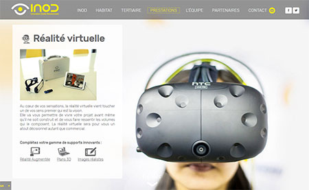 Réalité Virtuelle à Laval (Mayenne - 53)