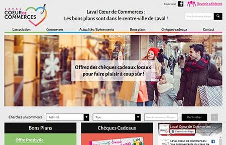 Laval Coeur de Commerces