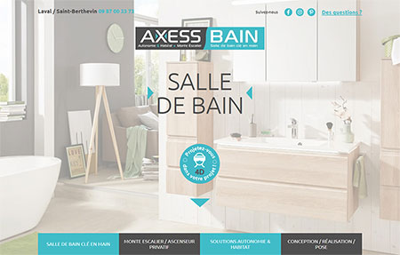 axess bain 450