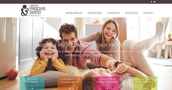groupe procivis ouest immobilier Le groupe Procivis Ouest Immobilier, associe les compétences des différents métiers de l'immobilier et est devenu un acteur de référence sur ce marché