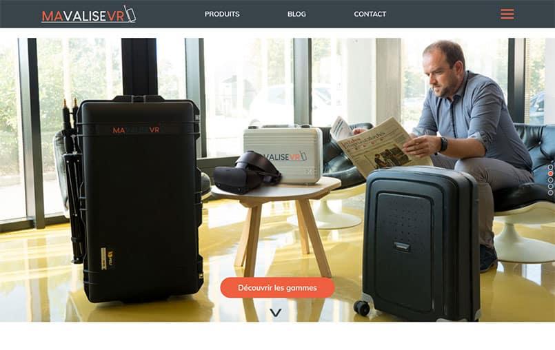 mavalise vr Découvrez une gamme de valises pour transporter vos casques de réalités virtuelles en toute sécurité !