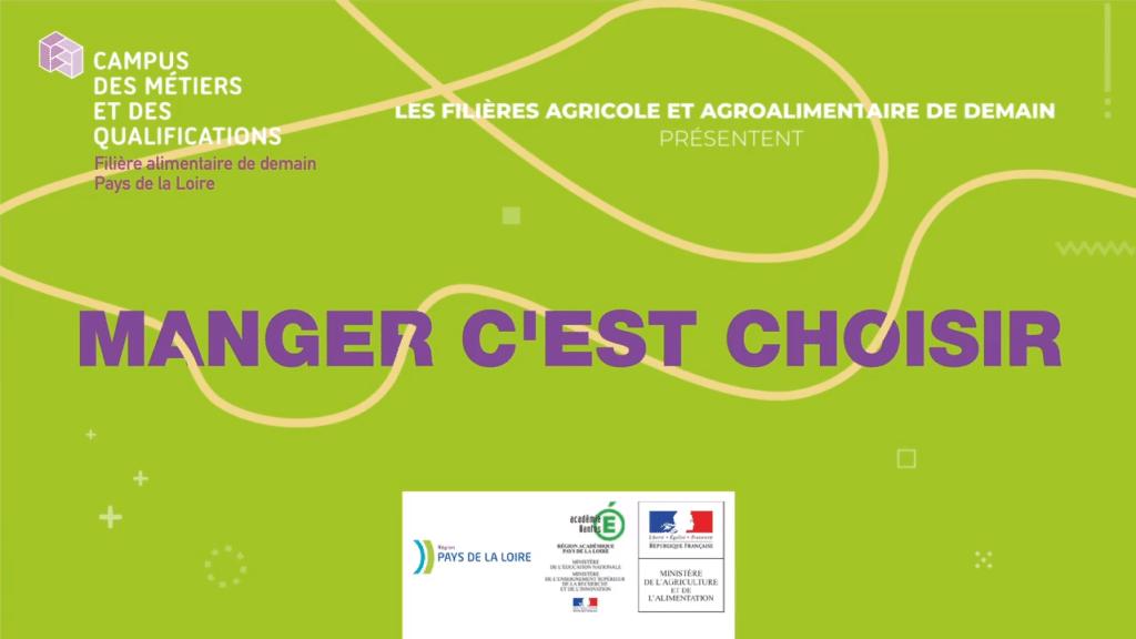 filiere alimentaire Campus des métiers et des qualifications - Filière alimentaire de demain