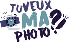 TuVeuxMaPhoto logo #TuVeuxMaPhoto est un concours photo, destiné aux jeunes collégiens et lycéens de la Haute-Mayenne.